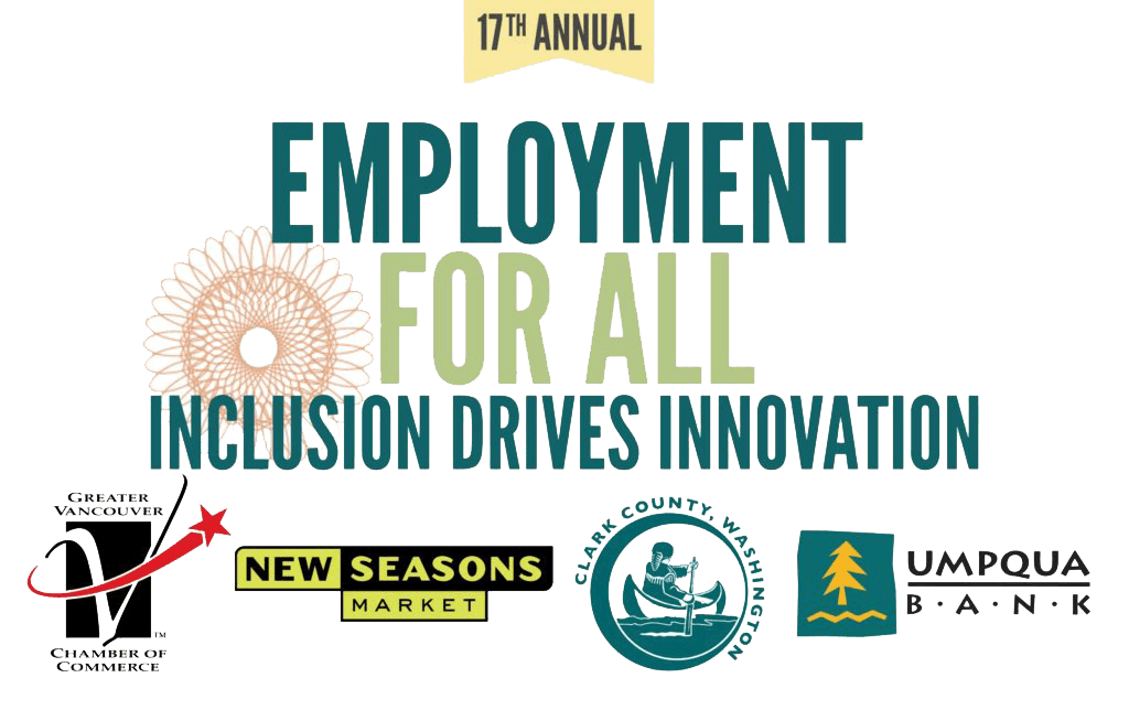 Clark County Businesses and Citizens Honored for their Commitment to Employment and Services for Individuals with Developmental Disabilities!